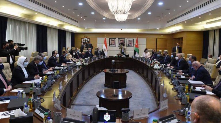 Egypt, Jordan, Iraq discuss ways to enhance economic integration