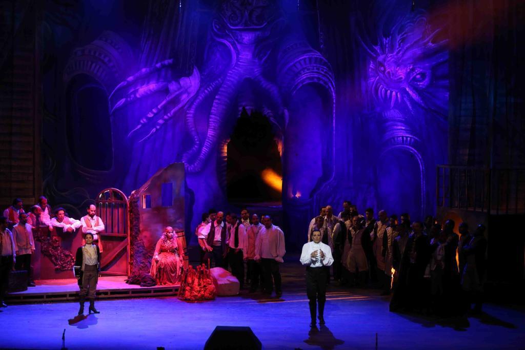Cairo Opera to present Verdi's blockbuster over 3 evening performances