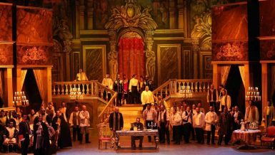 Cairo Opera to present Verdi's blockbuster over 3 evening performances
