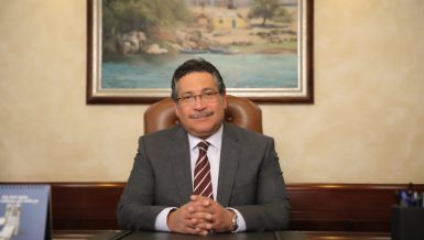 Hassan Ghanem, HDB's Chairperson and Managing Director