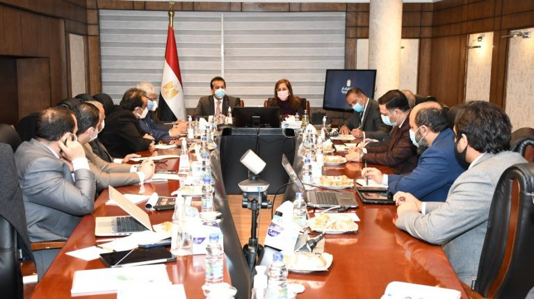 High-level ministerial meeting reviews Egypt's proposed investment plan for FY 2021/22