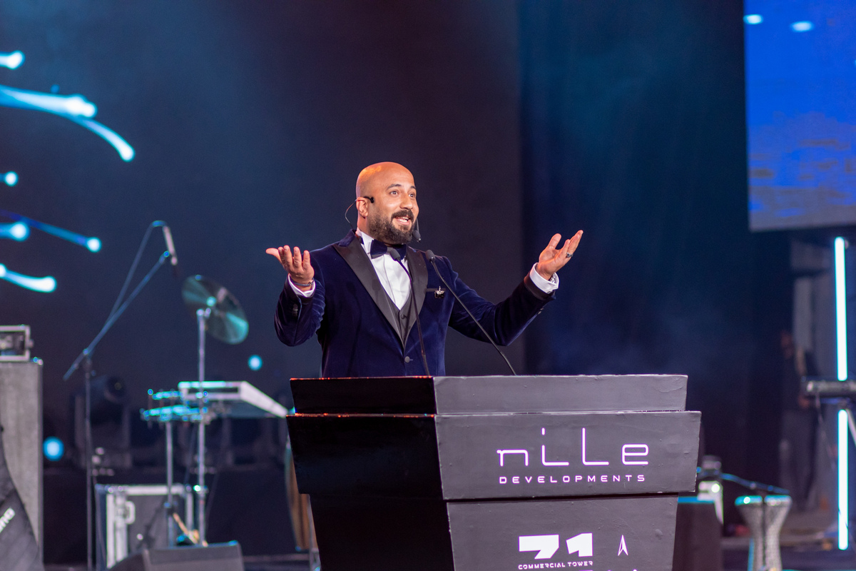 Karim Mamoun, head of the commercial sector at Nile Developments