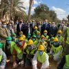 EU Ambassador to Egypt visits new SMEs in Minya