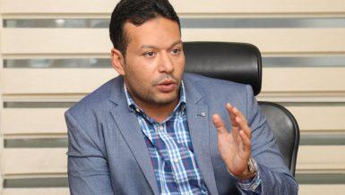 Edge Holding Chairperson Hazem Al-Sharif