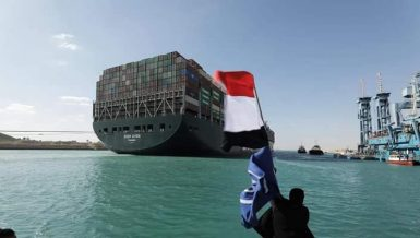 After 6-day blockage, traffic in Suez Canal resumes as trapped ship re-floated