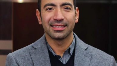 Sherif Makhlouf, Head of the Telecommunications Committee at the Egyptian Junior Business Association (EJB).