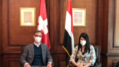 Egypt-Switzerland development cooperation portfolio amounts to $59m