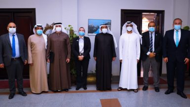 Egypt's Environment Ministry, UAE's Bee'ah address waste management at NAC