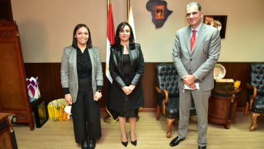 Egypt's National Council for Women launches awareness campaign on nutrition education