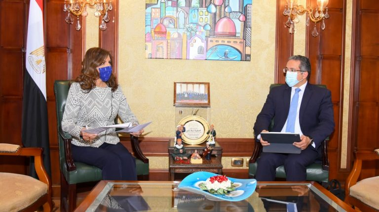 Government discusses tourism programmes for Egyptian expats