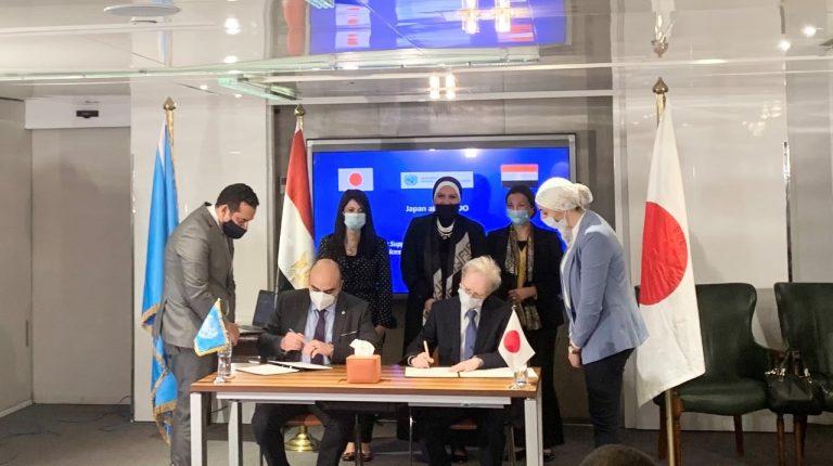 Japan to Egypt $3.5m to promote circular economy