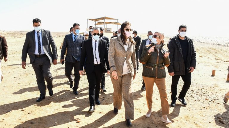 Egypt explores investment opportunities in Petrified Forest