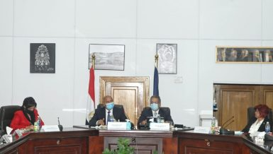 Government discusses boosting tourism through ongoing transport projects