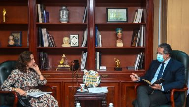 Egypt, Colombia discuss strengthening tourism, archaeological cooperation