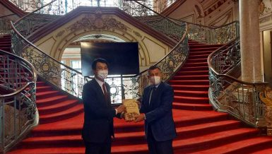 South Korea, Egypt's Ain Shams University discuss higher education cooperation