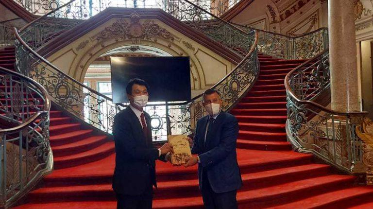 South Korea, Egypt's Ain Shams University discuss higher education cooperation