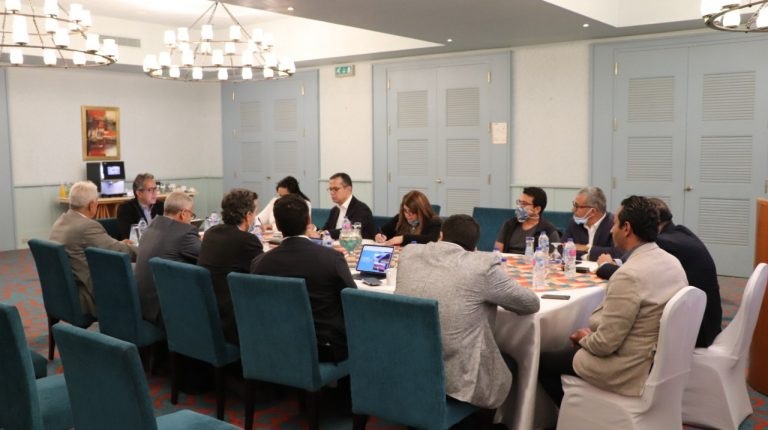 Egypt's Tourism Minister, stakeholders discuss proposals to increase inbound travel to Taba