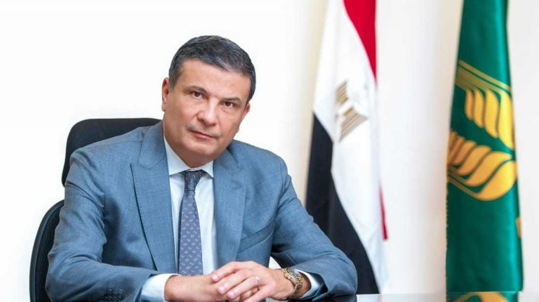 Alaa Farouk, Chairperson of the Agricultural Bank of Egypt (ABE),