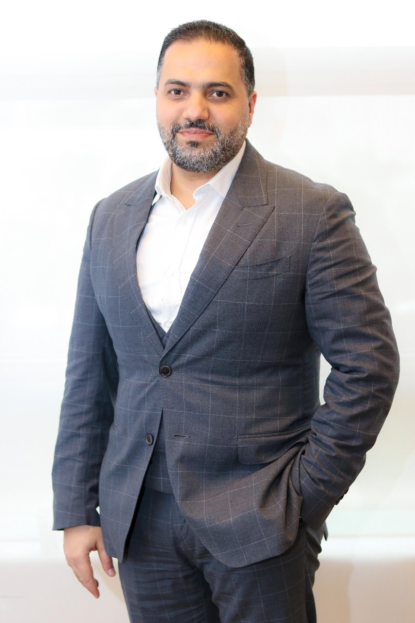 Mohamed Assy, Vice-Chairperson of Al-Borouj Misr
