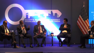 Egypt's solid infrastructure likely to attract FDIs in property sector: Marakez