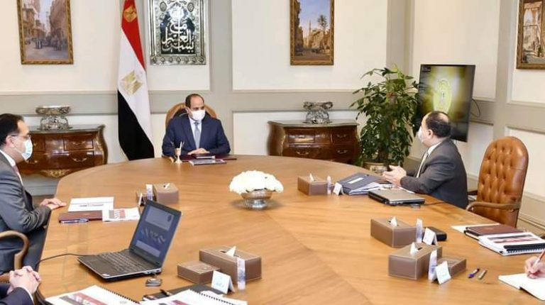 Egypt's Al-Sisi increases minimum wage to EGP 2,400 in FY 2021/22