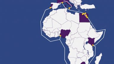 Telecom Egypt targets launch of new subsea system circling Africa