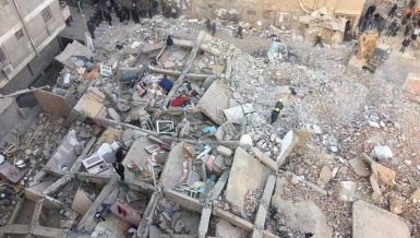 Egypt's Public Prosecution investigates building collapse in Cairo's Gesr El Suez