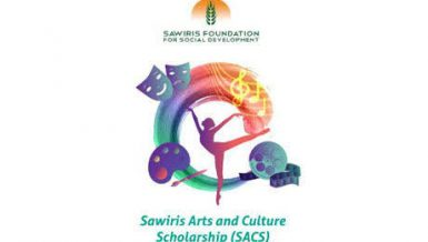 Sawiris Foundation launches Arts, Culture Scholarship