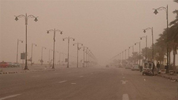 Egypt faces nationwide heatwave, dusty winds: Environment Ministry