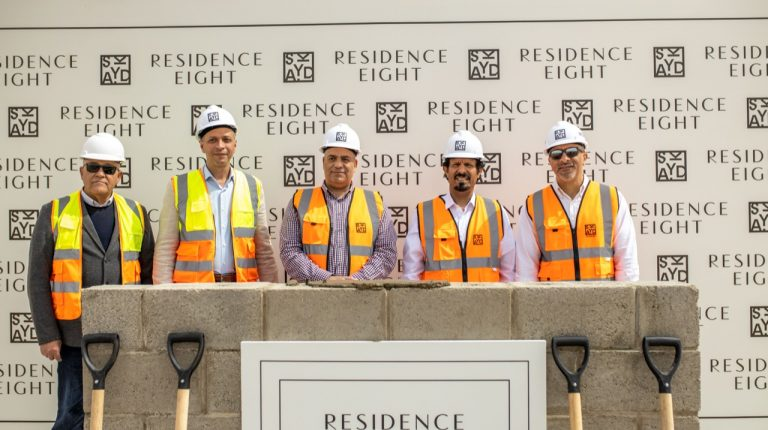 Sky Abu Dhabi inaugurates Residence Eight project in New Capital
