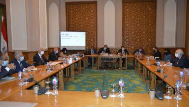 Egypt, US discuss re-launching Ethiopian dam negotiations