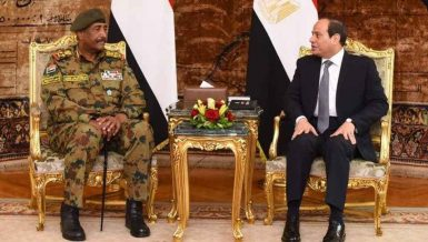 Al-Sisi visits Sudan for first time after formation of new transitional government