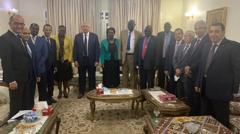 Egypt, South Sudan discuss agricultural cooperation in Juba