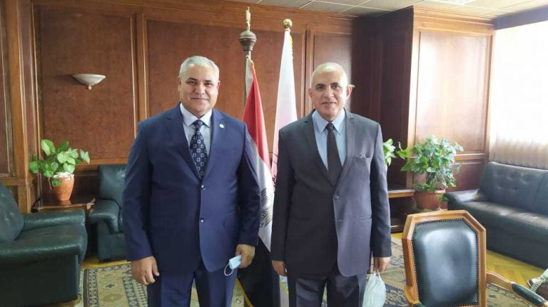 Egypt, FAO discuss cooperation on water projects