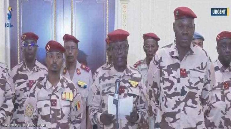 Army announces formation of military council to lead country for next 18 months