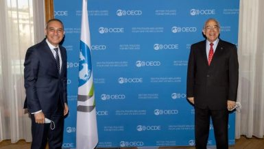 Egypt, OECD discuss ways to strengthen cooperation in development efforts