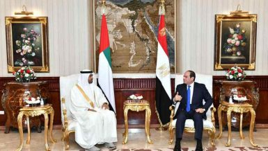 Security of GCC region is part of Egypt's national security: Al-Sisi