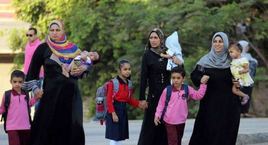 Egypt's 'Two is Enough' project refers 853,643 women to family planning clinics