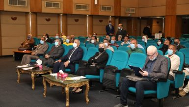 Egypt's Environment Minister witnesses closing of training on sanitary landfills
