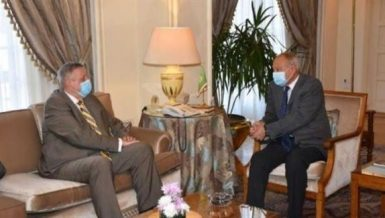 Egypt, Arab League, UN discuss developments in Libya