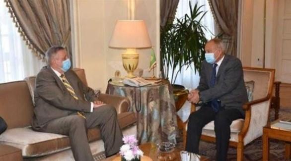 Egypt, Arab League, UN discuss developments in Libya