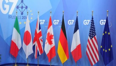 G7 to hold first in-person Foreign Ministers meeting in 2 years next May