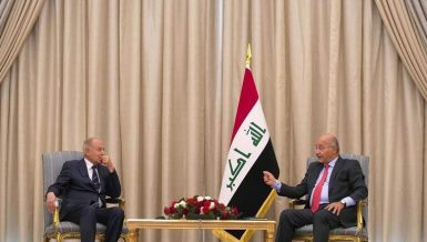 Arab League, Iraq discuss developments in country, region