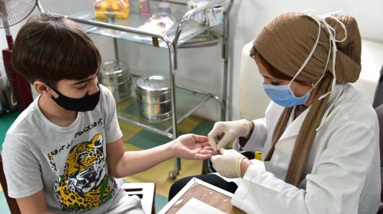 Over 8 million students across Egypt screened under presidential medical initiative