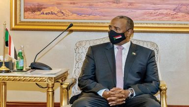 Sudan wants legally binding agreement on Ethiopia's Nile Dam, not war: Al-Burhan