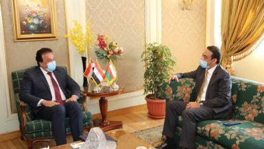 Egypt, Oman discuss ways to enhance scientific cooperation