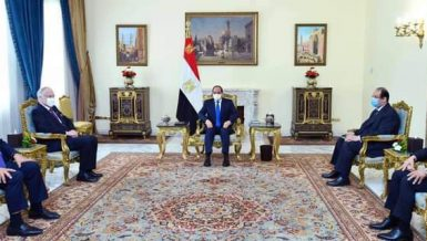 Al-Sisi affirms depth of Egypt-US ties, praises counterterrorism cooperation