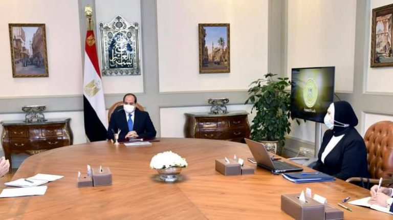 Egypt's Al-Sisi directs formulating integrated plan to develop local industrial sector