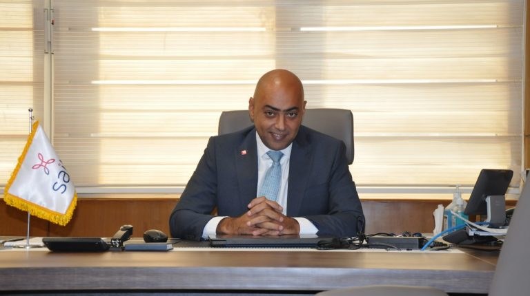 Amr Nossair, Head of Retail Banking and Delivery Channels at the bank. saib bankacc