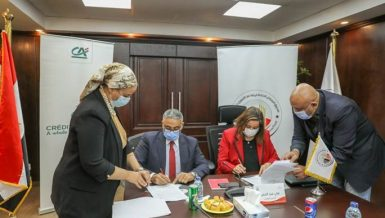 Egypt's Mortgage Finance Fund, Crédit Agricole partner to support low-, middle-income people